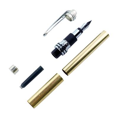 不倒翁 钢笔 高品质制筆套件 DIY车旋制笔